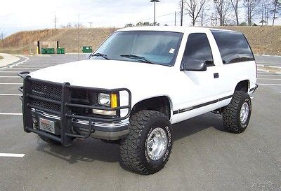 how petrol cars work 1995 chevrolet tahoe auto manual 1995 chevy 4x4 cars for sale