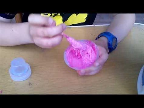 tutorial para hacer slime como hacer slime moco sin borax viyoutube