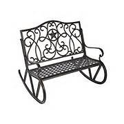 heb texas backyard h e b texas backyard riata iii bench shop furniture at heb