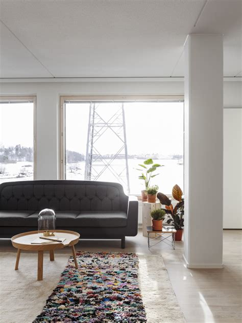 sofas at bright house sato apartment with sofas
