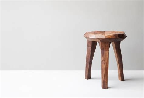 carved wood stools organically carved stools carved stool