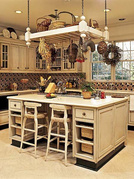 kitchen island pot rack pot racks on pinterest pot racks pot rack hanging and
