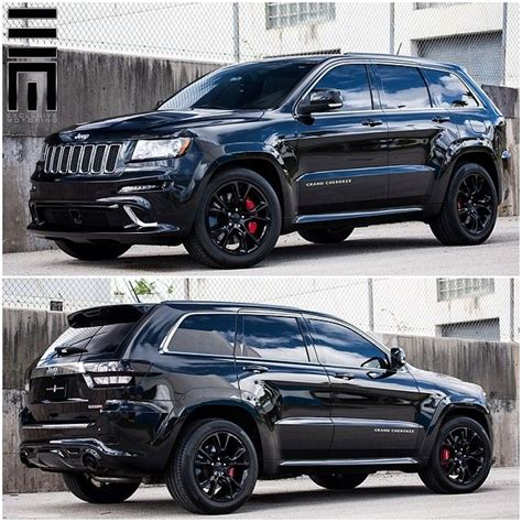 charcoal jeep grand cherokee black rims jeep grand cherokee srt8 with smoked lights painted red