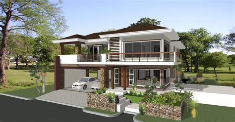 Small Split Level House Plans by House Designs In The Philippines In Iloilo By Erecre Group