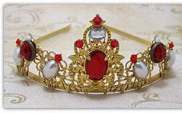 Image result for Medieval Queens Crowns. Size: 257 x 160. Source: www.etsy.com