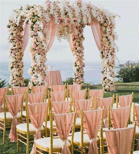 wedding themes with rose gold rose gold wedding theme wedding flair