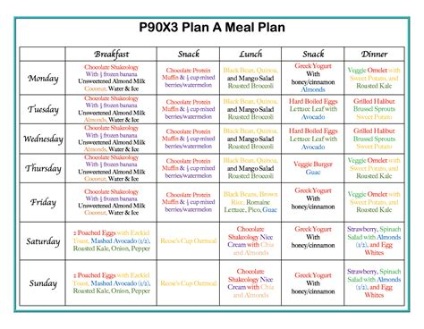 meal calendar template beneficialholdings info