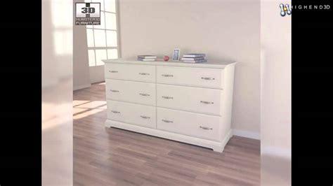 ikea birkeland kommode ikea birkeland chest of 6 drawers 3d model from