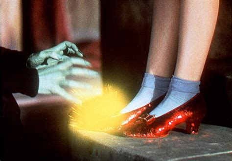 the wizard of oz slippers the wizard of oz free press houston