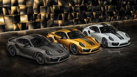 porsche exclusive series stare at the porsche 911 turbo s exclusive series in