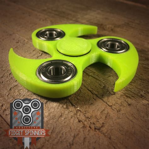 Fidget Spinner edc spinner fidget with caps addictive