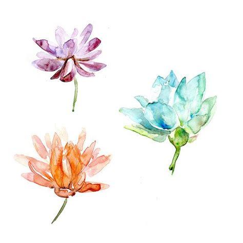 watercolor lotus tutorial 129 best watercolor lotus images on pinterest watercolor