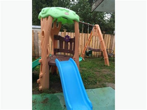 little tikes treehouse swing set little tikes treehouse swingset cbell river cbell river