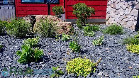 what type of mulch is best for your grand rapids landscape r a water features and landscaping