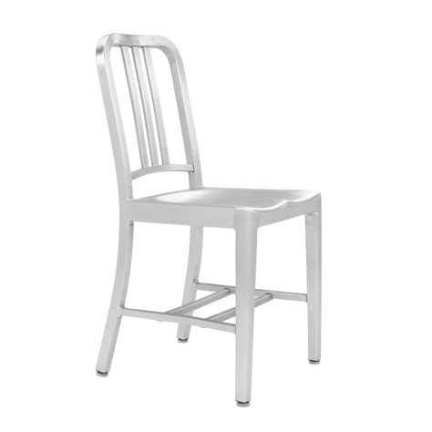 emeco aluminum navy chair emeco what s will become new again design milk
