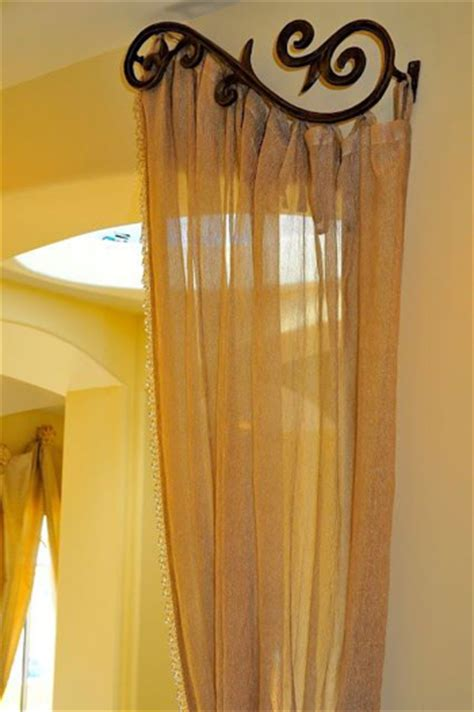Curtain Hanging Hardware Decorating Album Of Drapery Curtains And Hardware Products Expression Decor