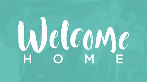 Welcome Powerpoint Template