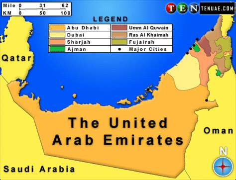 uae states map united arab emirates non aviation forum airliners net