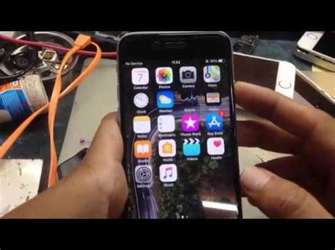 iphone  fix signal searching  service youtube