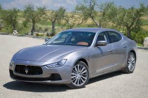 2014 Maserati Sedan 2014 Maserati Ghibli Drive Photo Gallery Autoblog