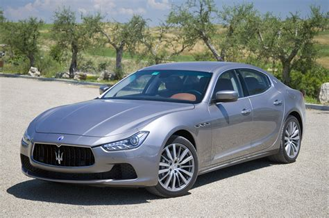 maserati ghibli maserati ghibli pricing announced for uk autoblog