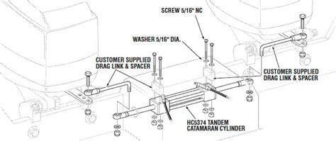catamaran boat diagram seastar solutions
