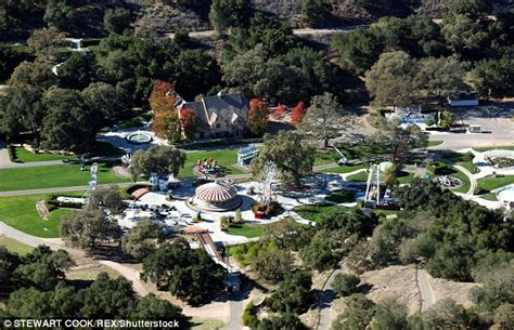 michael jackson backyard michael jackson theme park based on his neverland ranch