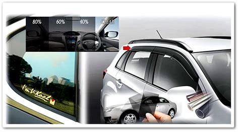 kaca film anti panas untuk mobil pilih spesifikasi dan harga kaca film mobil yang sesuai