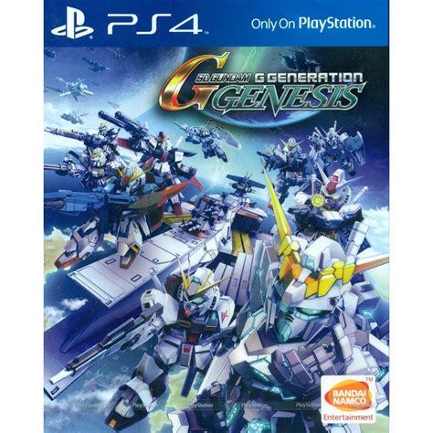 Ps4 Warriors All R3 Reg 3 Playstation 4 ps4 sd gundam g generation genesis r3 eng play inc