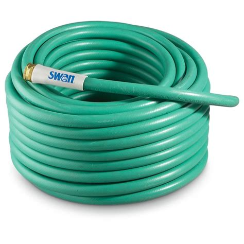 Swan Garden Hose by 100 Ft Swan Contractor Water Hose 462309 Yard