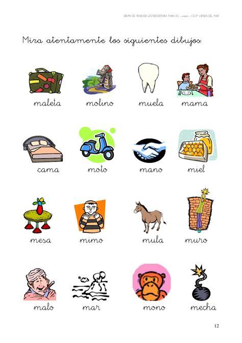 imagenes palabras que empiezan con m 02 letra m