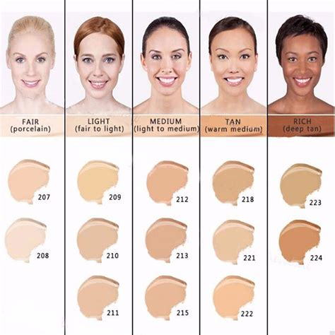 choosing a lshade authentic dermacol make up cover hypoallergenic foundation