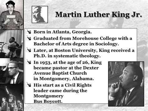 chion martin luther king jr civil rights movement civil rights movement