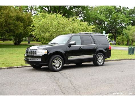 Lincoln Navigator 2009 by Used 2009 Lincoln Navigator Suv Limo Paterson New