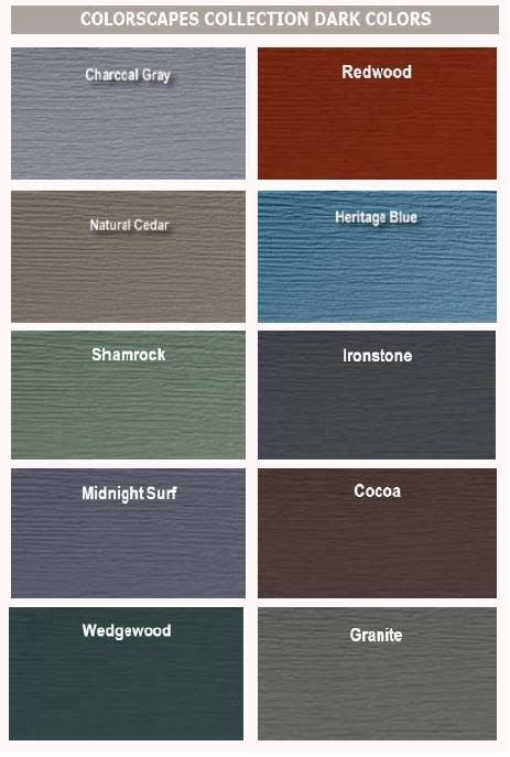 colors of vinyl siding best 25 vinyl siding ideas on vinyl siding