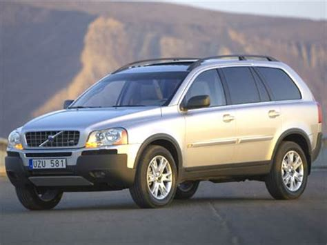 blue book used cars values 2004 volvo xc90 engine control 2006 volvo xc90 pricing ratings reviews kelley blue book