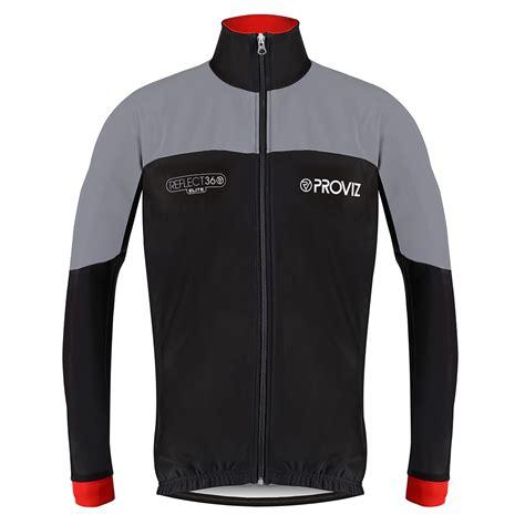 cycling jacket with capovelo com proviz launches elite cycling jacket