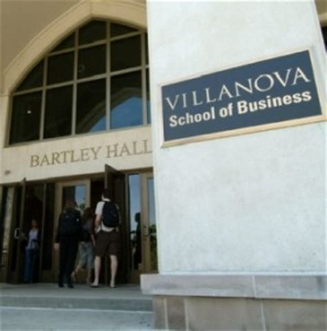 Villanova Mba Program Deadline by Business School Admissions Mba Admission