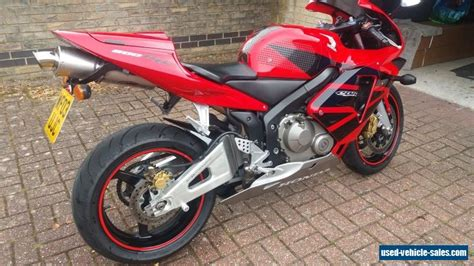 honda cbr 600cc for sale 2003 honda cbr 600 rr for sale in the united kingdom