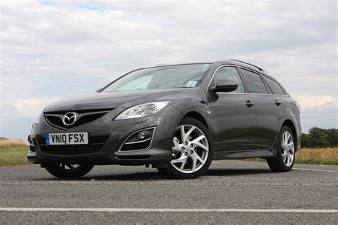 mazda 6 estate 2008 2012 buying and selling parkers