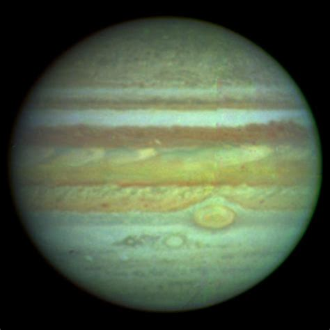 what color is jupiter astronomy class sep 8