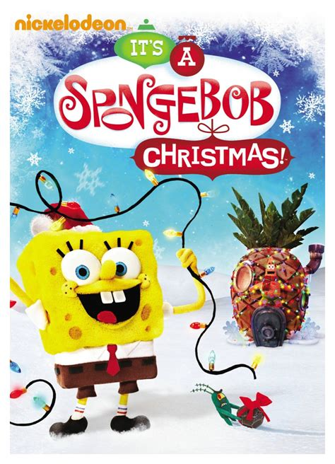 spongebob christmas regular show dvds arrive