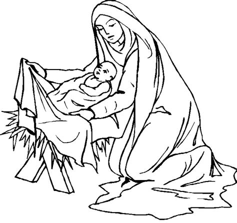 coloring pages jesus mary and joseph mary and joseph coloring pages az coloring pages