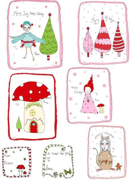 printable xmas labels 41 sets of free printable christmas gift tags