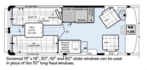 sprinter van conversion floor plans class b rv sprinter quotes