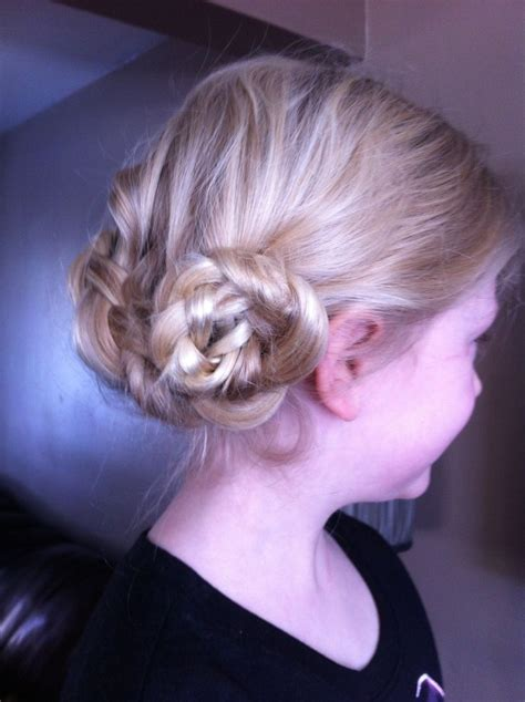 easy homemade hairstyles 17 best images about communie on pinterest kids fashion