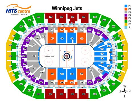 centre bell floor plan seating bell mts place
