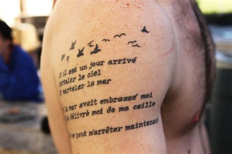 tattoo poems for men 50 most attractive poem tattoos golfian
