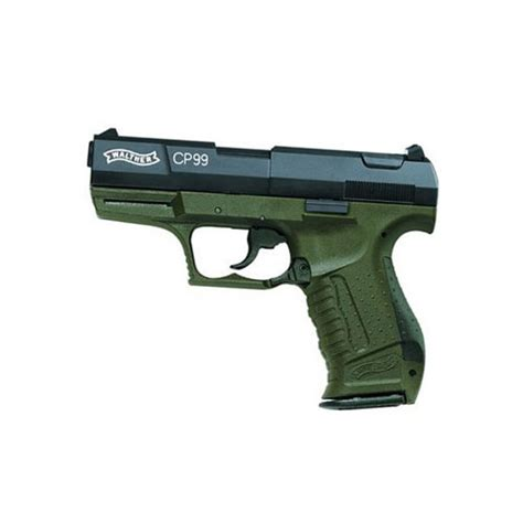 Walther Cp99 Air Pistol Military Olive 2252203