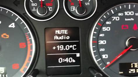 Betriebsanleitung Audi A3 Sportback by Bedienungsanleitung Audi A3 8pa